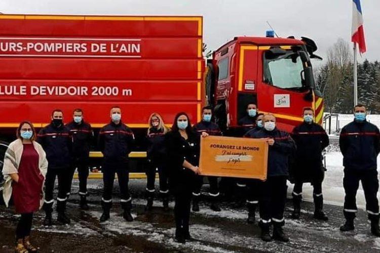 Sapeurs pompiers | Orangez le monde